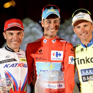 La Vuelta a España: nuestros favoritos